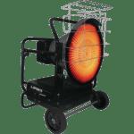 PT125SS Diesel Heater (Radiant)